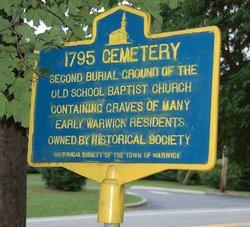 Old School Baptist Church Cemetery