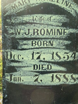 Mary Angeline Romine