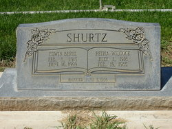 Retha <i>Wilcock</i> Shurtz