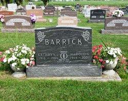 Kathryn Luella <i>Bueker</i> Barrick