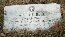 Pvt Archie Bell