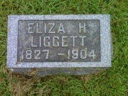 Hannah Elizabeth <i>Spruse</i> Liggett