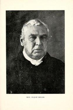 Judge Elijah Miller