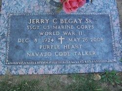 Jerry ClasChee Begay, Sr