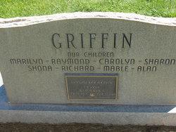 Hazel <i>Pratt</i> Griffin