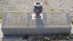 John W. Baxter