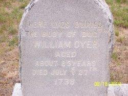 Dr William Dyer