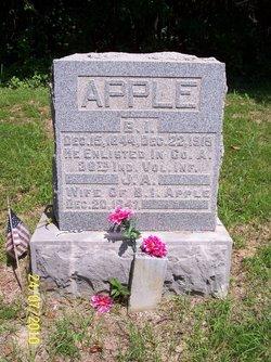 Bingham I. Apple