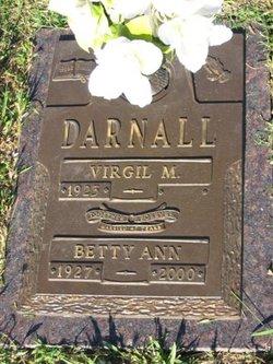 Betty Ann <i>Youtsey</i> Darnall