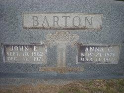 John Early Barton