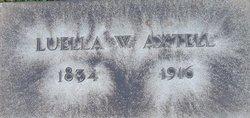Luella Caroline <i>Wellman</i> Axtell
