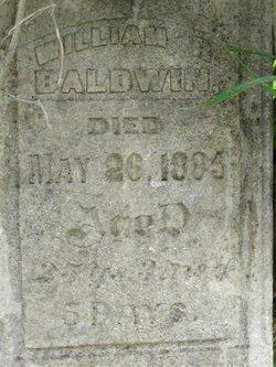 William Reynolds Baldwin