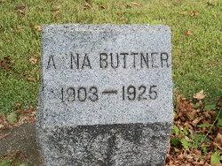 Anna <i>Gesto</i> Buttner