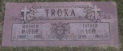Hattie F. <i>Grudnowski</i> Troka