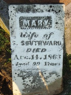 Mary <i>Guy</i> Southward
