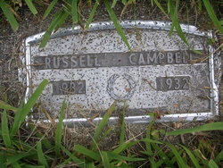Russell Campbell