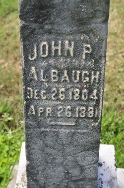 John Peter Albaugh, Sr.