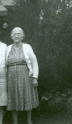 Bettie Mary <i>Williams</i> Hundley