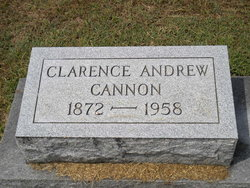 Clarence Andrew Cannon