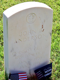John Bosco Anderson