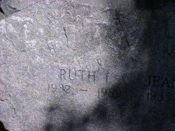Ruth I <i>Bouyea</i> Aucoin