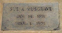Susan A. <i>Barrett</i> Musgrave