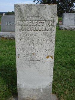 Margaret J. <i>Gilfillan</i> Brown