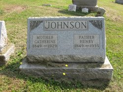 Catherine <i>Vore</i> Johnson