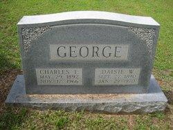 Daisie <i>Wayland</i> George