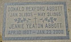 Jennie Yeaton Abbott