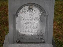 Phebe Harding <i>Mason</i> Cushman