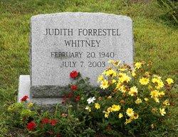 Judith <i>Forrestel</i> Whitney