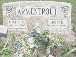 Nellie Mae <i>Rohrbaugh</i> Armentrout