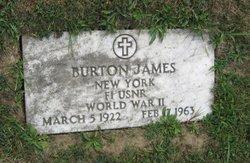 Burton James, Jr