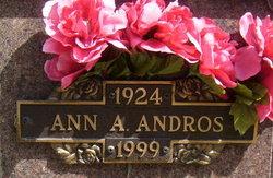 Ann A. Andros