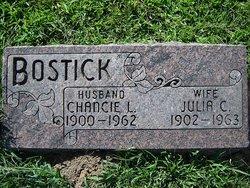 Julia C <i>???</i> Bostick