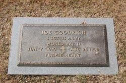 Sgt Joseph Joe Goodrich