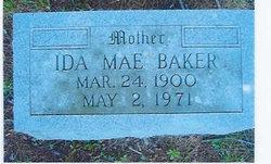 Ida Mae Aunt Mae <i>Conkling</i> Baker