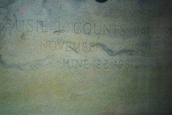Susie L. <i>Counts</i> Bauder