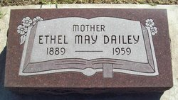 Ethel May <i>Lewis</i> Dailey