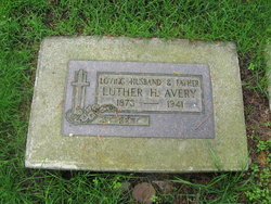 Luther H Avery