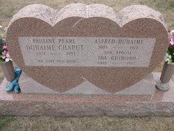 Pauline Pearl <i>Duhaime</i> Chaput