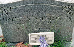 Harve Harvey Stapleton, Sr