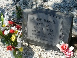 Joseph Manuel Mayo, Jr