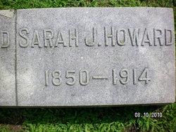 Sarah Jane <i>Whitney</i> Howard