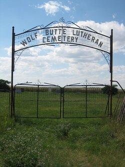 Wolf Butte Lutheran Cemetery