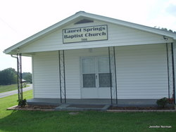 Laurel Springs Primitive Baptist Church Cemetery