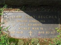 William Clay Belcher