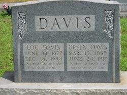 Green Davis