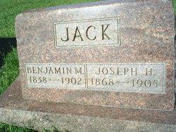Joseph H Jack
